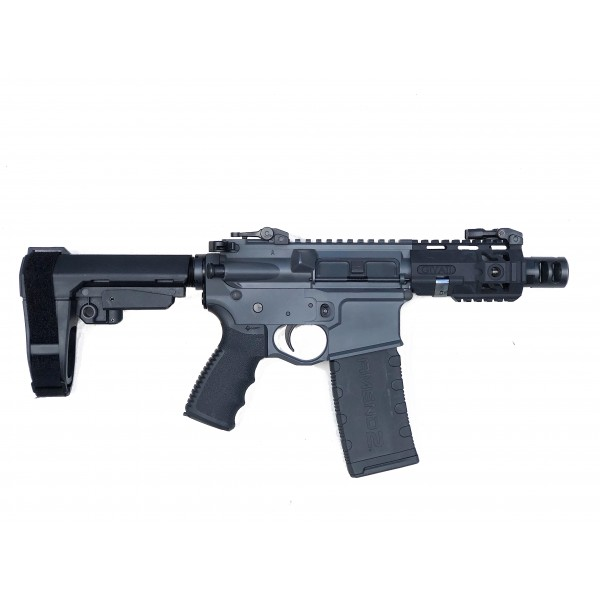 "Givati AR-15 4.5"" barrel..."