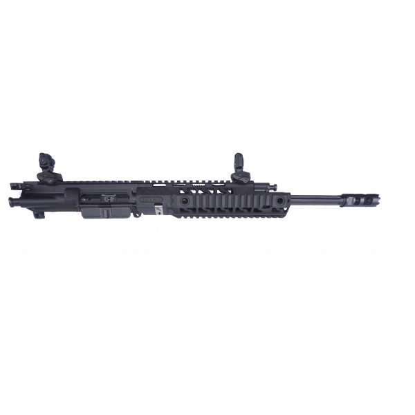 "Givati AR-15 14.5"" 5.56x45 Upper receiver short stroke piston Carbine Qrs free float (Patent Pending)"
