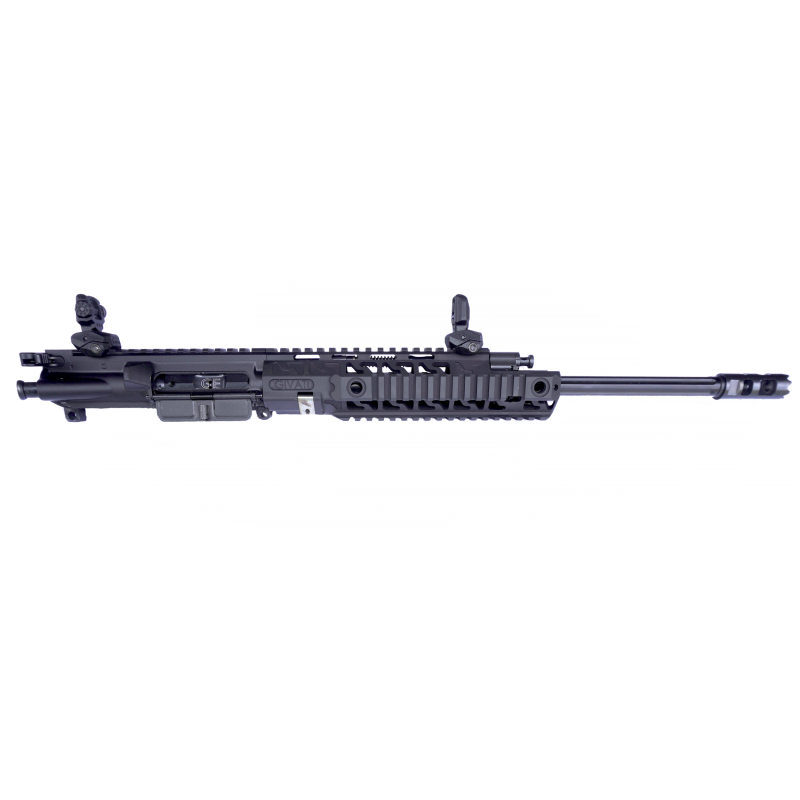 "Givati Ar-15 16.1"" 7.62x39 Upper receiver short stroke piston Carbine free float (Patent Pending)"