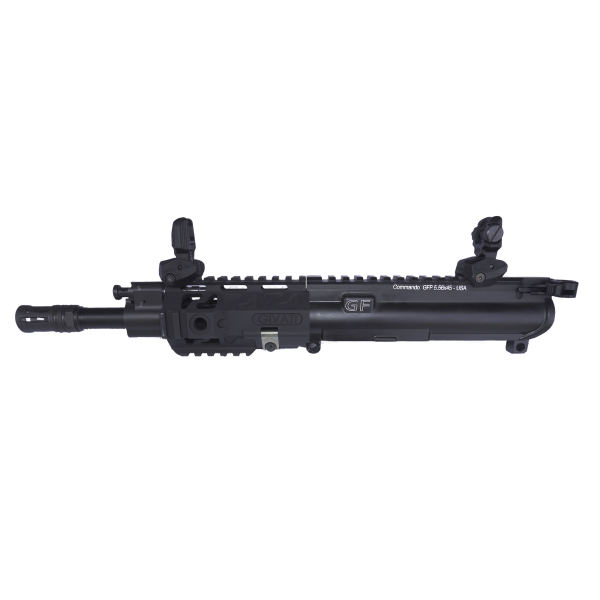"Givati AR-15 8.3"" 300 Blackout Upper receiver piston pistol free float (Patent Pending)"